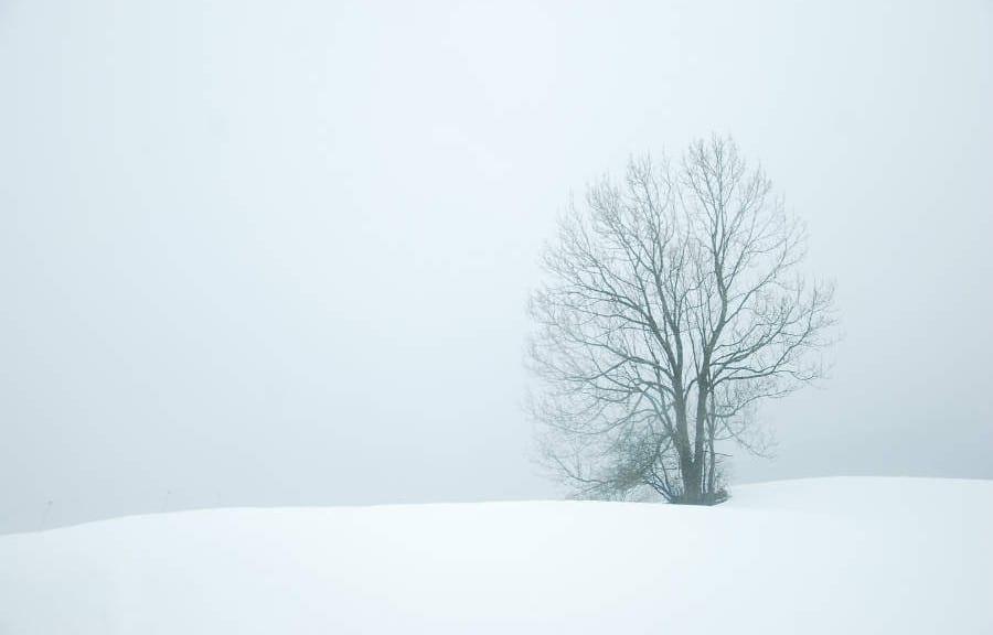 Snöslungor är effektiva med mycket snö