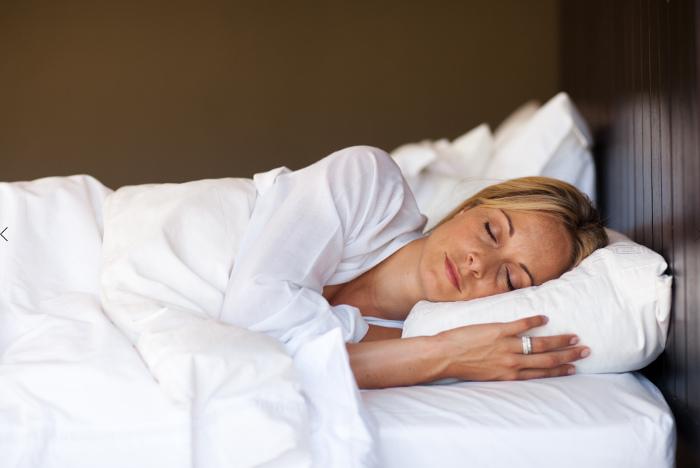Sov bättre med ett tyngdtäcke